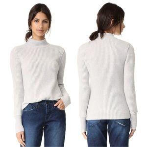 James Perse 100% Cashmere Surplus Sweater